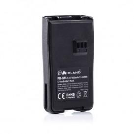 Bateria para Midland G15, G18