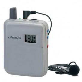Transmissor WT300T para mala de conferência