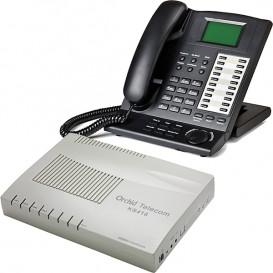 Central Orchid telecom KS416 com o tel. KP 416 Operador