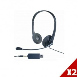 Pack de 2 HC 35 USB