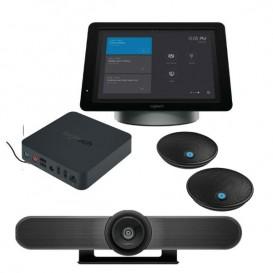 Sistema de videoconferência completo