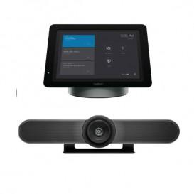 Câmara Logitech Meet-Up + SmartDock + Surface Pro 5