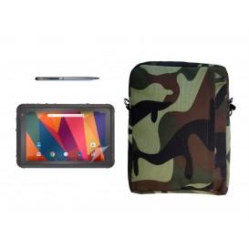 Thunderbook Titan A800 Pack: mala militar e caneta capacitiva