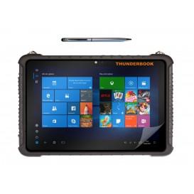 Thunderbook Tablet Colossus W100 C1020G Pack: Com protetor e caneta capacitiva