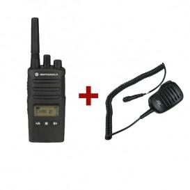 Motorola XT460 + Microfone HP JD500MX