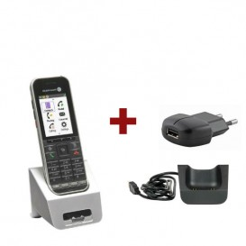 Alcatel-Lucent 8242S DECT + Carregador + adaptador