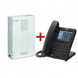 Central Panasonic KX-HTS32 + Panasonic KX-HDV330