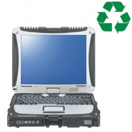 Panasonic Toughbook CF19 - 2GB - 500GB - C2D - W10 - Recondicionado
