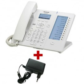 Panasonic KX-HDV230 Branco com alimentação