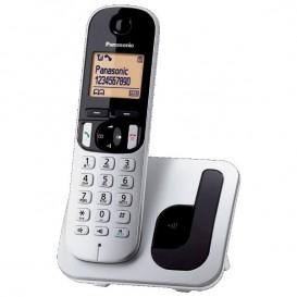 Panasonic KX-TGC210 - Prateado
