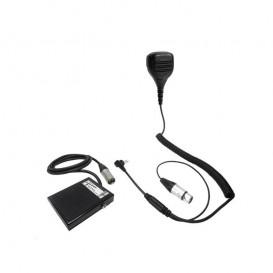 Pedal de controle com o pé para Motorola DP1400