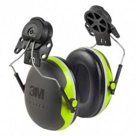 Protetores orelha 3M Peltor X4P3 - Versão capacete