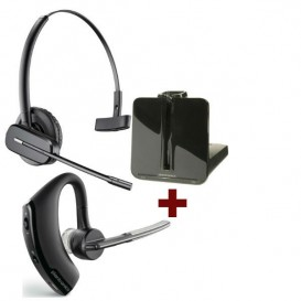 Pack Plantronics CS540 + Plantronics Voyager Legend