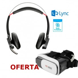 Plantronics Voyager Focus UC MS + Óculos VR