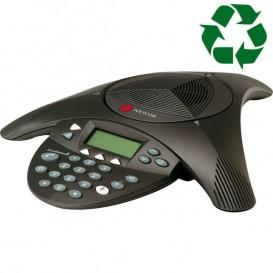 Polycom Soundstation 2 EX sem microfones Recondicionado