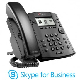 Polycom VVX 300 MS Skype for Business