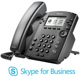 Polycom VVX 301 Skype for Business