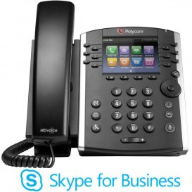 Polycom VVX 401 MS Skype for Business