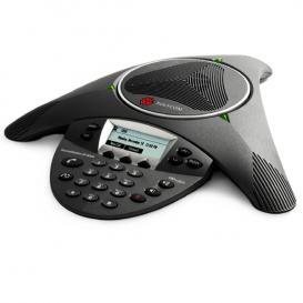 Polycom Soundstation IP 6000 POE + Alimentador para o Polycom IP6000