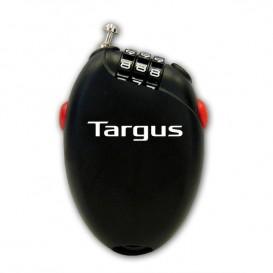 Cadeado de viagem com cabo retrátil Targus