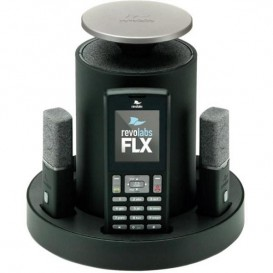 Revolabs FLX2 VoIP com 2 micros direcionais