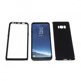 STIKGO Bolsa 360º para Samsung S8 - Preto