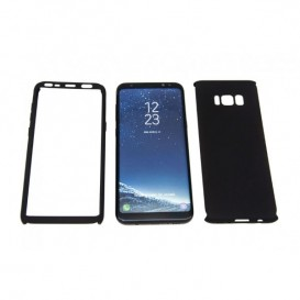 STIKGO Bolsa 360º para Samsung S8 Plus - Preto