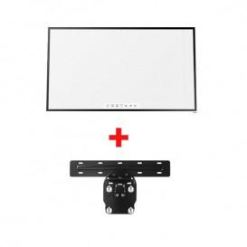 """Samsung Flip 2.0 65"""" + Suporte de parede com rotação"""