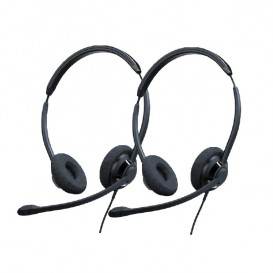 Cleyver HC65 USB - Pack de 2 auriculares