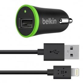 Carregador isqueiro 2.4A + cabo USB-lightning
