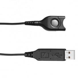 Cabo de conexão Sennheiser QD / USB
