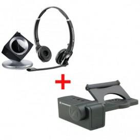 Sennheiser DW 30 PHONE + Atendedor eletrónico Sennheiser HSL10