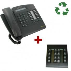 Alcatel Premium Reflexes reacondicionado + Módulo de extensão 40 teclas