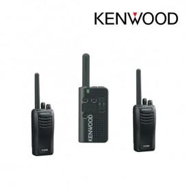 Programação de Walkie talkies Kenwood