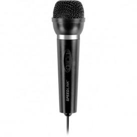 Microfone de mão USB