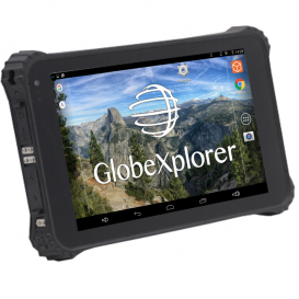 Tablet 8'' GPS GlobeXplorer Android
