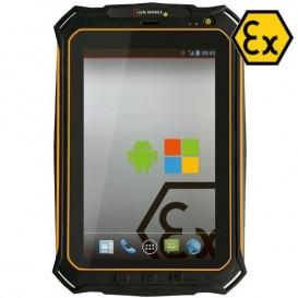 Tablet i.Safe IS910.2 NFC, Atex, sem câmara - Android 8