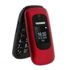 Telefunken TM 250 IZY Rojo