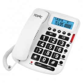 Telefone Topic 2013 Branco