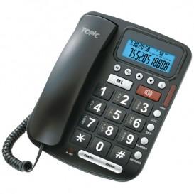 Telefone Topic 2013 Preto