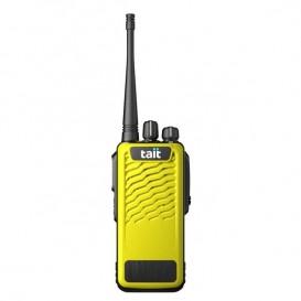 TAIT TP3300 UHF com capa amarela