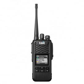 TAIT TP3300 UHF com ecrã e 4 teclas