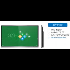 Ecrã interativo VSeven 75''