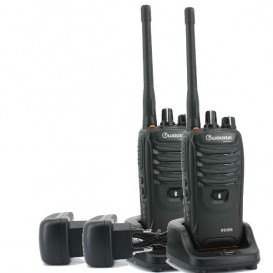Pack de 2 walkie talkies Wouxun KG-968
