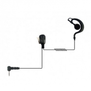 Auricular gancho 1 pin Motorola para walkie talkies