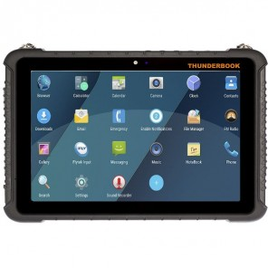 Tablet Thunderbook Colossus A100 - C1020A - Android 8