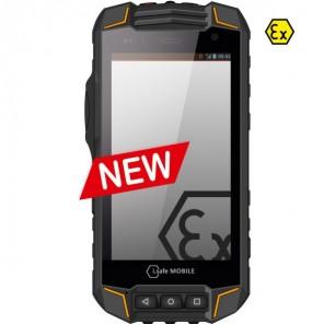 Smartphone i.safe IS520.2 - Com câmara