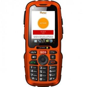 Telemóvel i.safe IS320.1 Atex com câmara + App Lone Worker