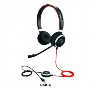 Jabra Evolve 40 UC Stereo - USB-C