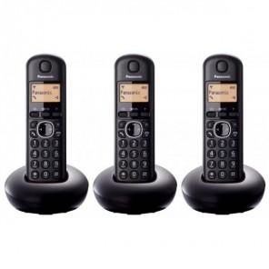 Panasonic KX-TGB212 Trio Negro